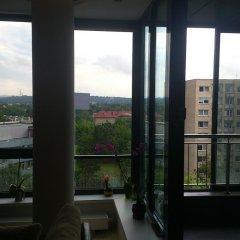Отель Centro apartamentai Panorama балкон