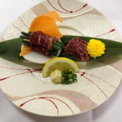 Hotel Sanokaku Минамиогуни питание
