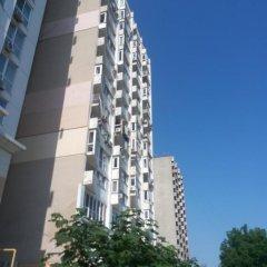 Апартаменты Apartment Red and White Студия с различными типами кроватей фото 42