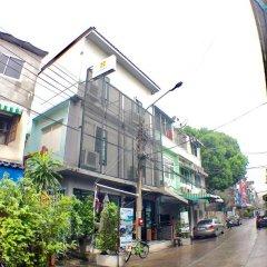Sabye Club Hostel Кровать в общем номере фото 9