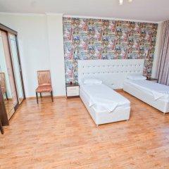 Гостиница Рай 3* Стандартный номер с разными типами кроватей фото 11