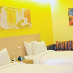Отель Glow Central Pattaya Люкс фото 2