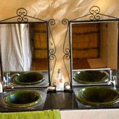 Отель Moda Camp Марокко, Мерзуга - отзывы, цены и фото номеров - забронировать отель Moda Camp онлайн ванная