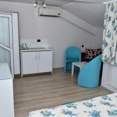 Апартаменты White Rose Apartments Стандартный семейный номер разные типы кроватей фото 14