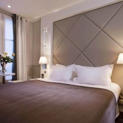 Отель Longchamp Elysées 3* Стандартный номер с двуспальной кроватью фото 2