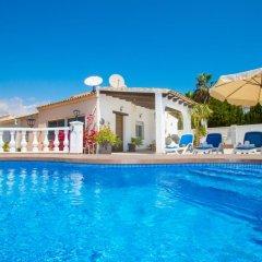 Отель Abahana Villa La Higuera бассейн фото 3