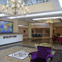 Grand Mir'Amor Hotel - All Inclusive интерьер отеля фото 2