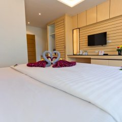Anda Beachside Hotel 3* Стандартный номер с двуспальной кроватью фото 14