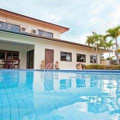 Отель Baan ViewBor Pool Villa 3* Вилла с различными типами кроватей фото 9