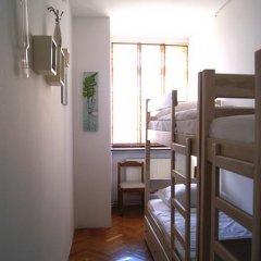 Hostel Old Lab Кровать в общем номере с двухъярусной кроватью фото 3
