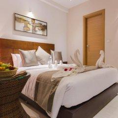 Hotel Ocean Grand at Hulhumale 4* Номер Делюкс с различными типами кроватей фото 9