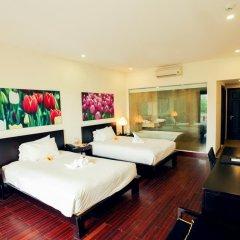 Отель Thanh Binh Riverside Hoi An 4* Номер Делюкс с 2 отдельными кроватями фото 2