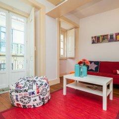 Апартаменты Shortstayflat Central Apartments Principe Real Лиссабон детские мероприятия
