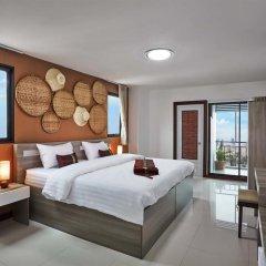 Отель Wattana Place 3* Номер Делюкс с различными типами кроватей фото 3