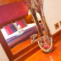 Отель Hallmark Inn Manchester South 3* Представительский номер с различными типами кроватей фото 9