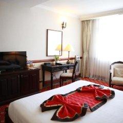 Sammy Dalat Hotel 3* Номер Делюкс с различными типами кроватей фото 7