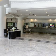 First Pacific Hotel And Convention Паттайя интерьер отеля фото 2