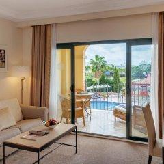 Отель Steigenberger Golf & Spa Camp de Mar комната для гостей фото 2