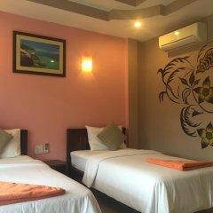 Baan Suan Ta Hotel 2* Улучшенный номер с различными типами кроватей фото 28
