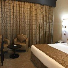 Al Jawhara Gardens Hotel 4* Номер Делюкс с различными типами кроватей фото 2