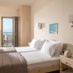 Malliotakis Beach Hotel комната для гостей