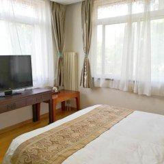 Отель Hutong Impressions Beijing Guesthouse Китай, Пекин - отзывы, цены и фото номеров - забронировать отель Hutong Impressions Beijing Guesthouse онлайн комната для гостей фото 3