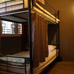 Mr.Comma Guesthouse - Hostel Кровать в общем номере с двухъярусной кроватью фото 21