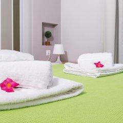Отель Ilios Studios Stalis Студия с различными типами кроватей фото 15