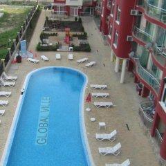 Отель Global Ville Apartcomplex Апартаменты фото 26