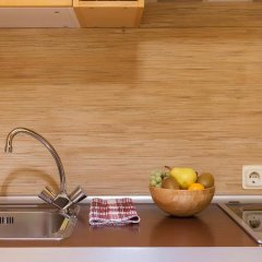 Апартаменты Веста Студия с различными типами кроватей фото 8