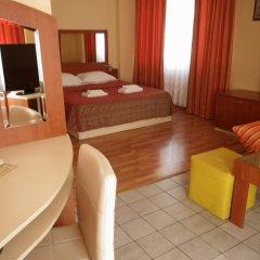 Семейный Отель Палитра 3* Номер категории Эконом с 2 отдельными кроватями фото 17