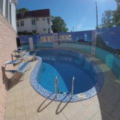 Гостиница Helius бассейн