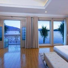 Отель MerPerle Hon Tam Resort 5* Номер Делюкс с различными типами кроватей фото 8