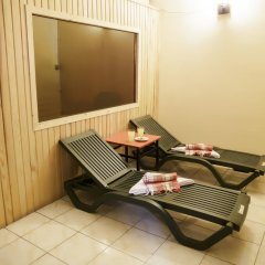 Отель Anka Business Park сауна