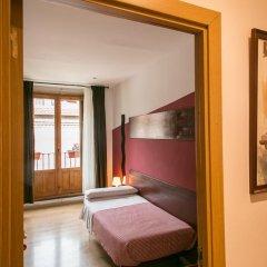 Отель Hostal La Casa de La Plaza Стандартный номер с 2 отдельными кроватями (общая ванная комната) фото 4