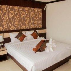 Patong Mansion Hotel 3* Улучшенный номер двуспальная кровать фото 6