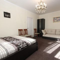 Гостиница ApartLux Наметкина Suite 3* Апартаменты с разными типами кроватей фото 33