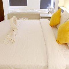 Отель Myhotel Cmyk@Ratchada 3* Полулюкс с различными типами кроватей фото 8
