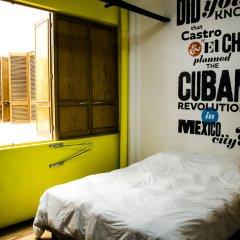 Hostel Mundo Joven Catedral Стандартный номер фото 4