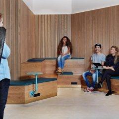Отель Danhostel Copenhagen City - Hostel Дания, Копенгаген - 1 отзыв об отеле, цены и фото номеров - забронировать отель Danhostel Copenhagen City - Hostel онлайн фитнесс-зал фото 3