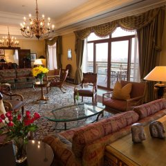 Отель Conrad Cairo 5* Стандартный номер с различными типами кроватей фото 2