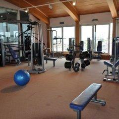 Отель White Dream Тирана фитнесс-зал фото 2