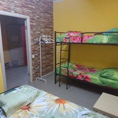 Хостел Кутузова 30 Кровать в мужском общем номере с двухъярусной кроватью фото 7