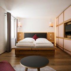 Отель Arthotel Blaue Gans 4* Номер Делюкс с различными типами кроватей