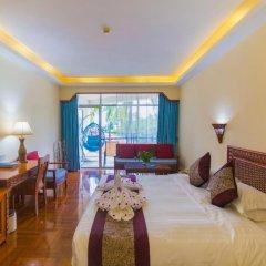 Sanya South China Hotel комната для гостей фото 2