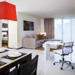 Oaks Bangkok Sathorn Hotel 4* Студия с различными типами кроватей фото 4
