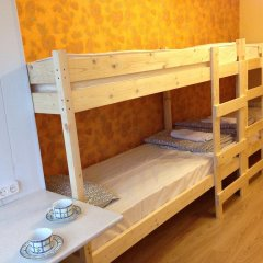 Hostel Elena Кровать в мужском общем номере с двухъярусной кроватью
