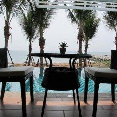 Отель Nantra Pattaya Baan Ampoe Beach гостиничный бар