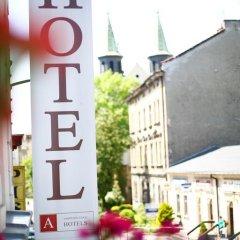 Отель Amber 3* Номер Делюкс с различными типами кроватей фото 8