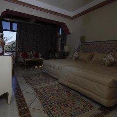 Отель Ksar Tinsouline Марокко, Загора - отзывы, цены и фото номеров - забронировать отель Ksar Tinsouline онлайн комната для гостей фото 5